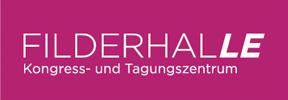 Logo Filderhalle Location Region Stuttgart www.filderhalle.de
