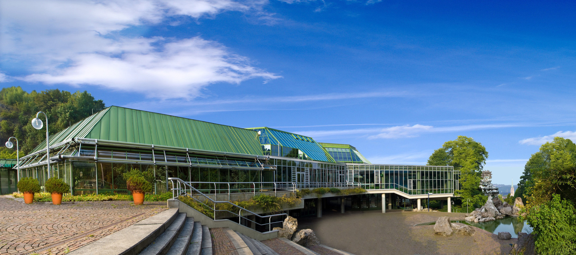 Stadthalle Hagen Aussen 1