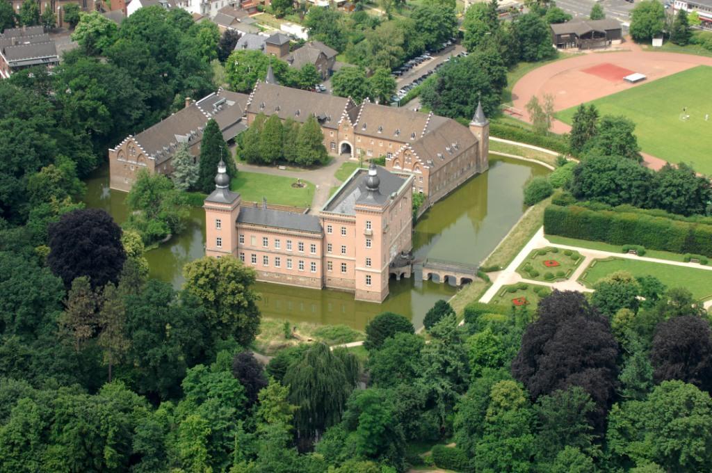 50374 Schloss Gracht Foto