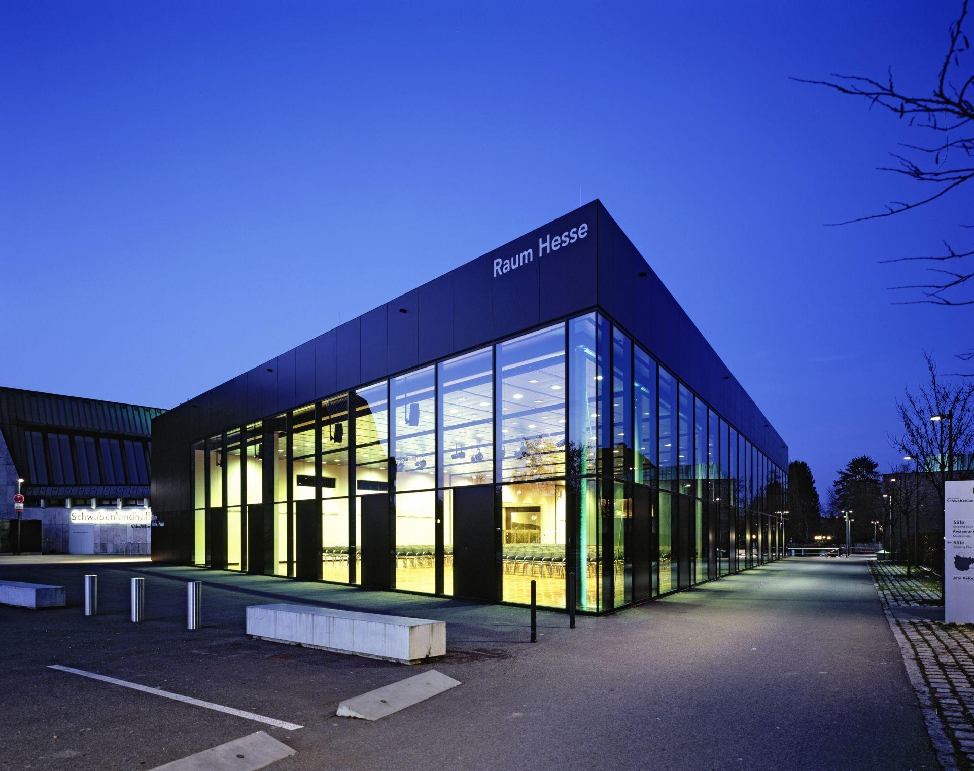 70734 Schwabenlandhalle Foto