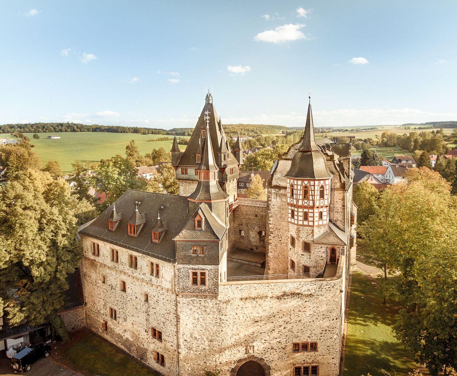 36329 Schloss Romrod Foto