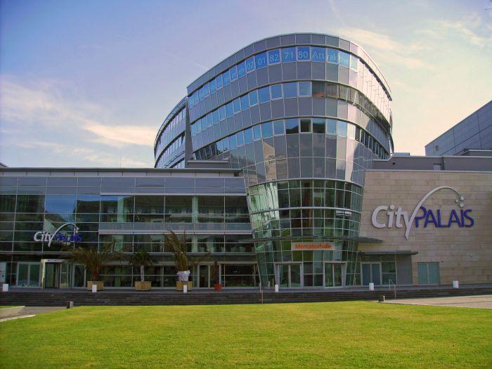 47051 Mercatorhalle Duisburg