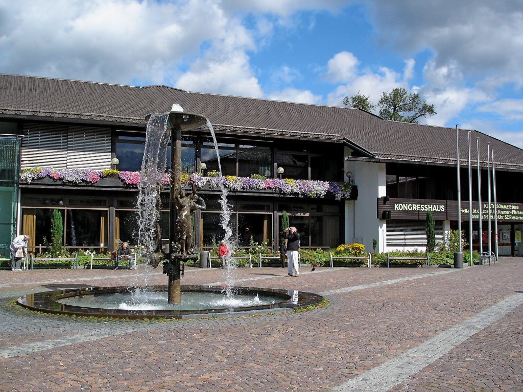82467 Kongresshaus Garmisch-Partenkirchen Foto
