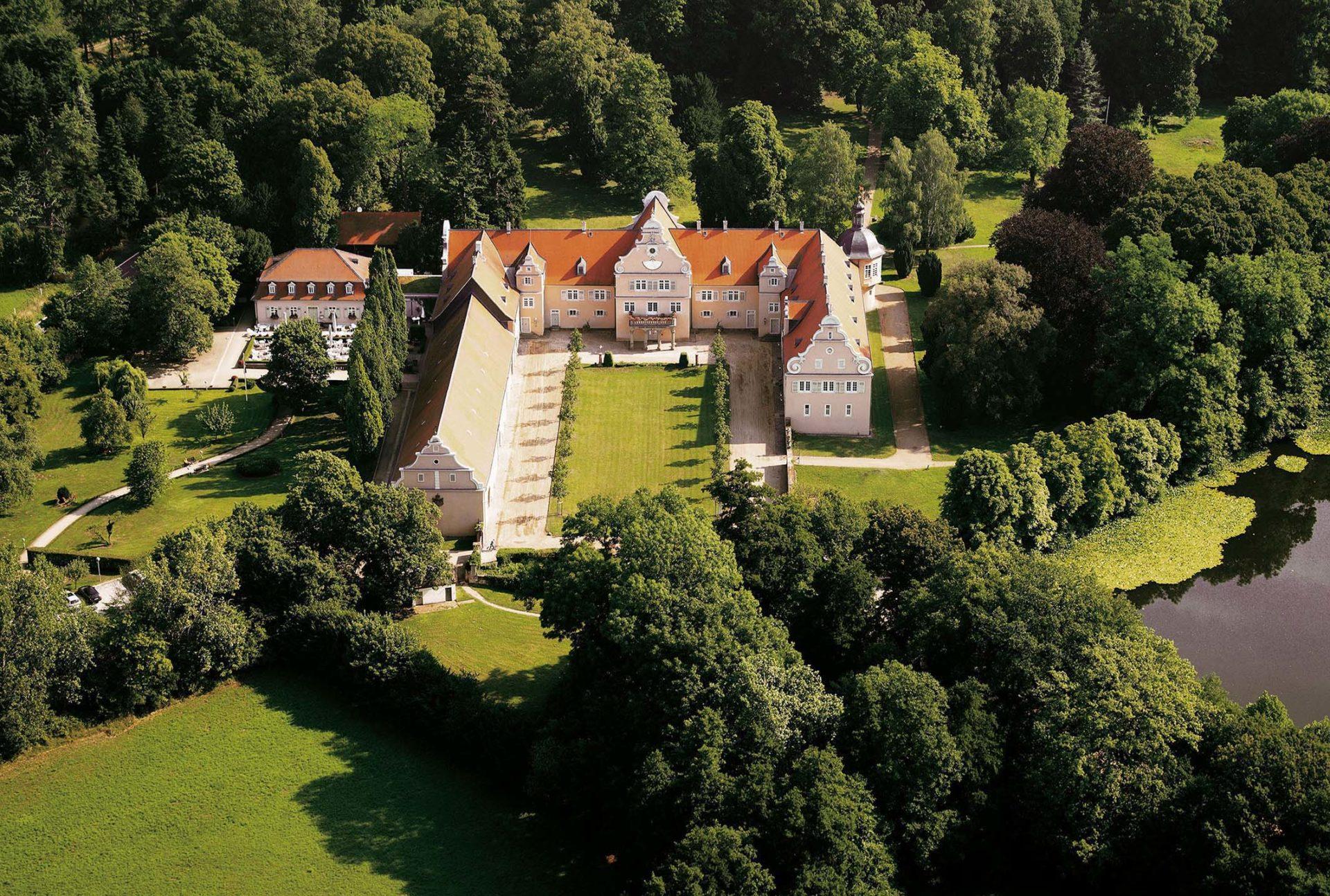 Hotel Jagdschloss Kranichstein Darmstadt